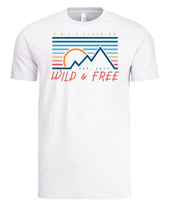 Wild & Free Color T