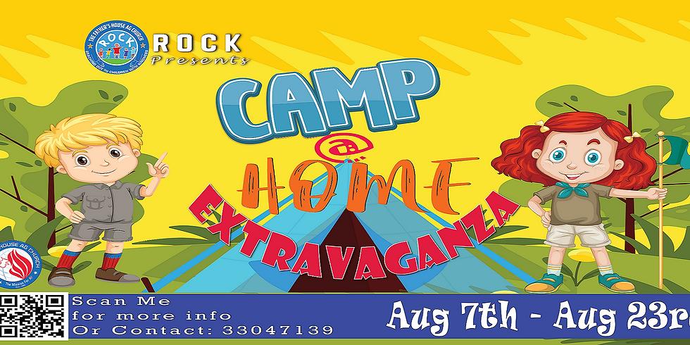 CAMP@HOME 2020 EXTRAVAGANZA