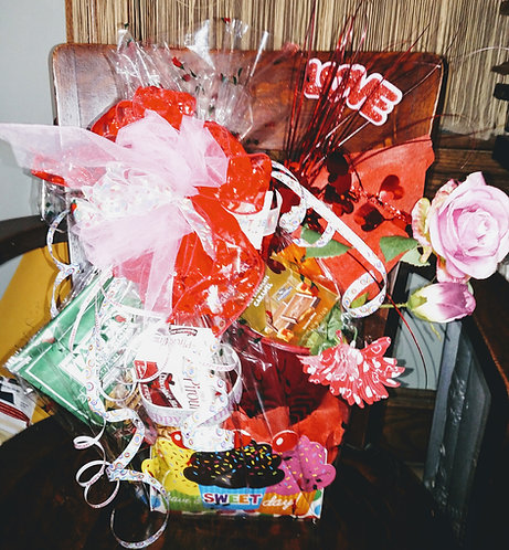 "Lots of ""Love"" Gift Basket"