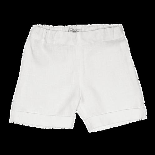 GIORGIO SHORTS - WHITE