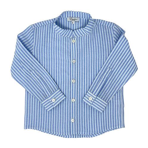 EDOARDO SHIRT -BLUE