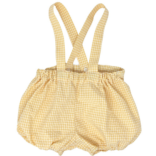 ARCHIE BLOOMERS - YELLOW