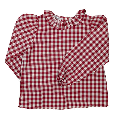 ALICE RED SHIRT