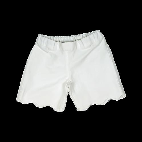 ELOISE SHORTS - WHITE