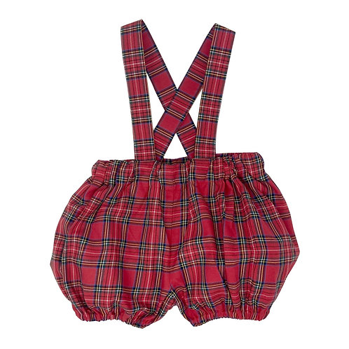 TARTAN TRADITIONAL BLOOMERS