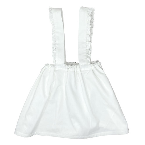 EVELINE  SKIRT WHITE