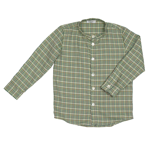 EDOARDO SHIRT - GREEN