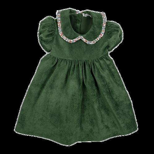 GIULIA GREEN DRESS