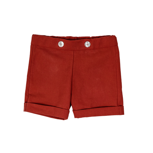 CLASSIC SHORTS -RED
