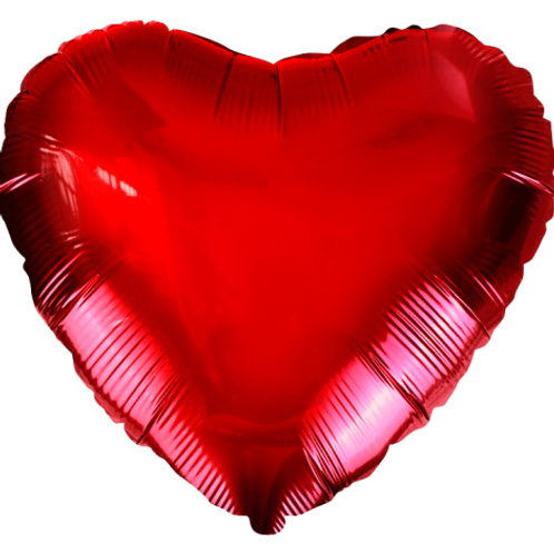 Сердце (однотонное)