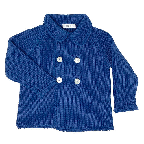 TRADITIONAL KNITTED JACKET