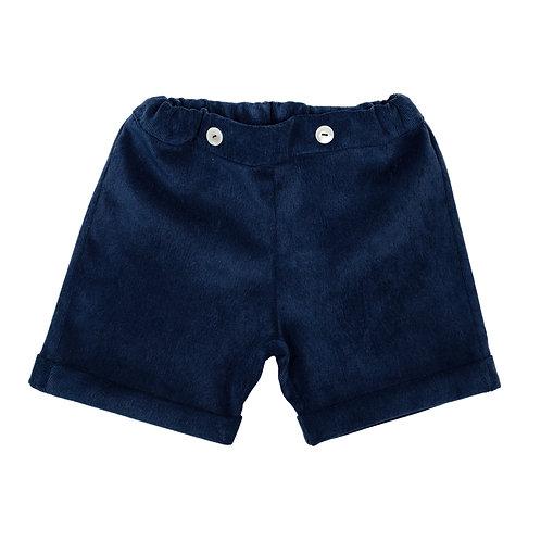 BOY CLASSIC SHORTS BLUE