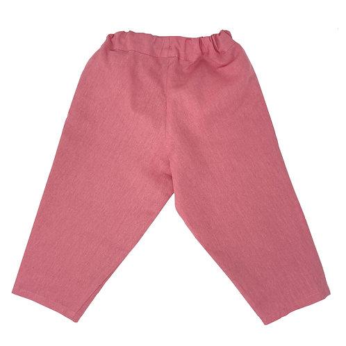 BABY PANTS -PINK