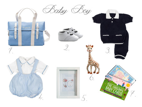 Newborn gift idea edit