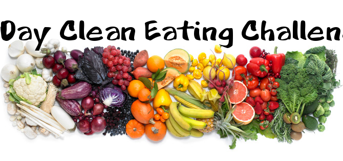 FREE! 5 Day Clean Eating Challenge