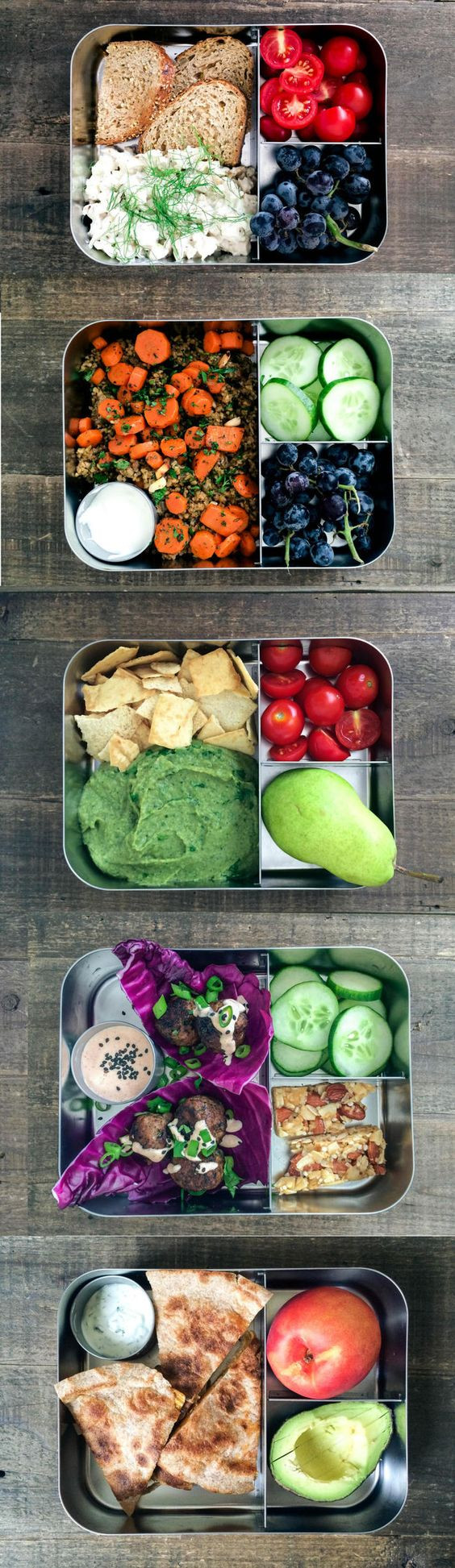 Think Inside The Box: Healthy Bento Boxes