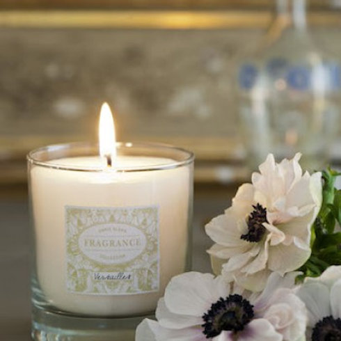Versailles Candle