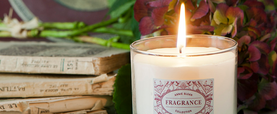 Burgundy Candle or Diffuser