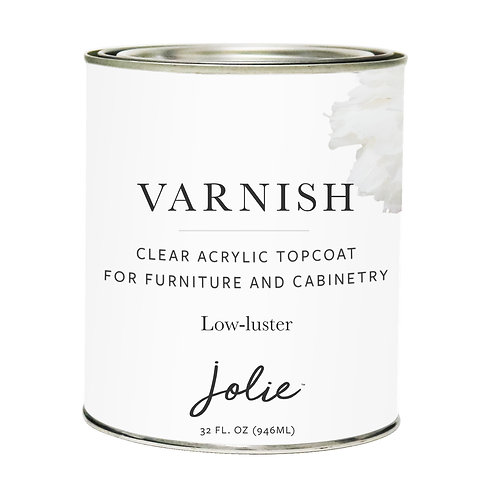 Low-Luster | Jolie Varnish
