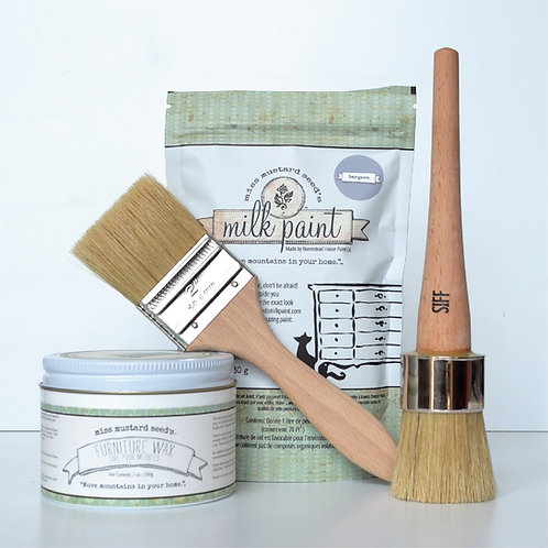 Perfect Milk Paint Kit