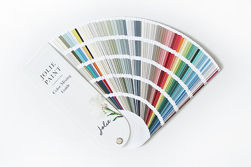 Jolie Paint Color Mixing Guide
