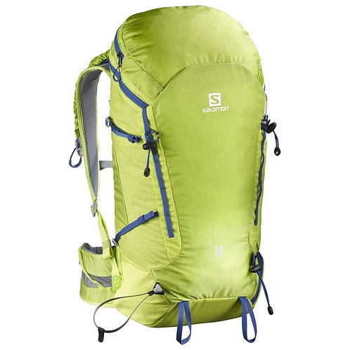 Рюкзак Salomon X Alp 30 Lime Punch