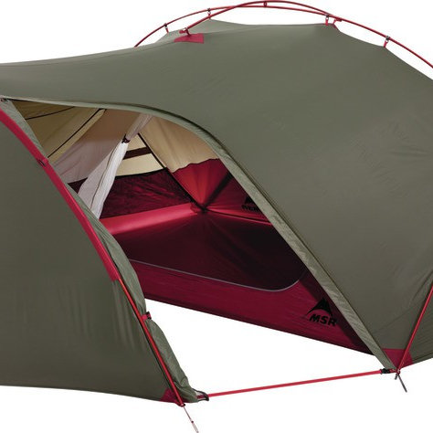 Палатка MSR Hubba Tour 2 Green