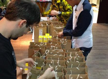 「密密包 袋袋送」之包裹福袋大行動