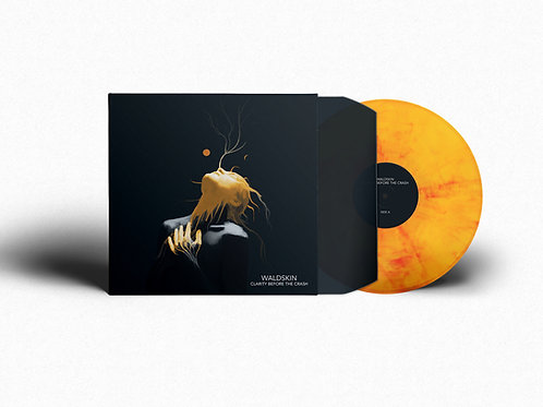 Clarity Before The Crash - 1x LP Gatefold 180g - Marbled Orange