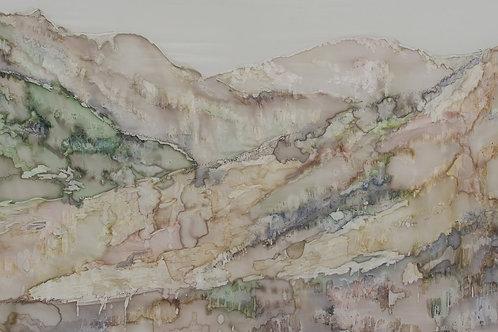 Zakopane Mountain Tapestry