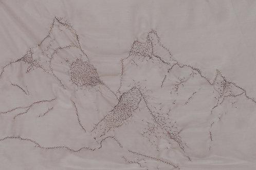 Mountain Chiffon Tapestry
