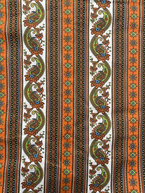Paisley & Stripe Custom Kaftan