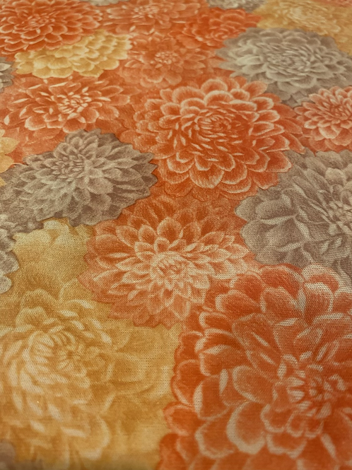 Fall Floral Custom Julia Top