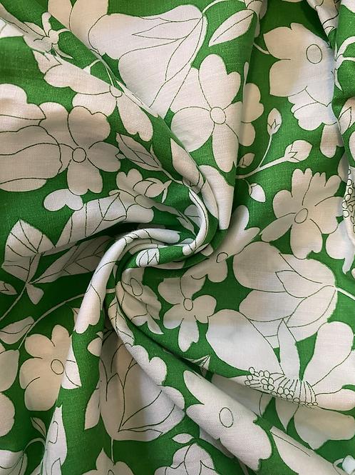 Kelly Floral Custom Kaftan