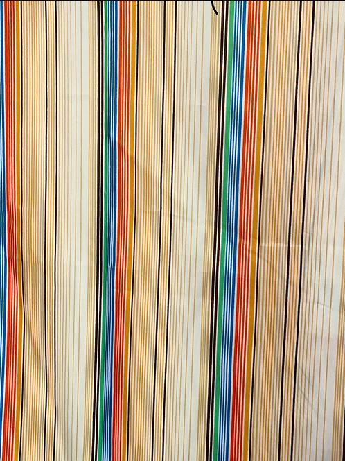 Striped Custom Crystal Duster