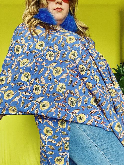 Indian Cotton Julia Top