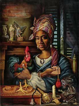 Creole Conjure Rootwork - Hoodoo Voodoo Priestess - New Orleans, La