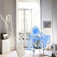 i s o l a t i o n /// digital drawing, 2019