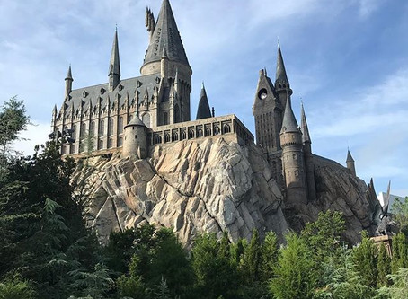 Universal Orlando Resort - CLOSES Temporarily