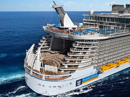 Royal Caribbean - CRUISING SUSPENSION