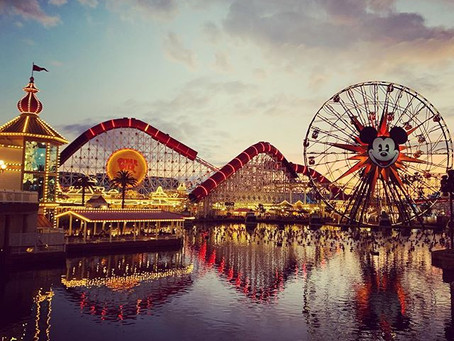 Disneyland - California to CLOSE Temporarily