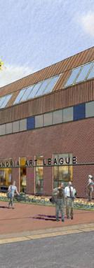 The Art League Building
