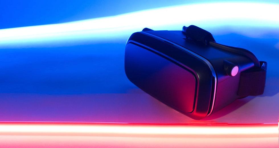 vr heatset with fluro blue and pink lights.jpg