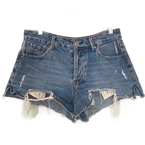 Dance & Marvel Cutoff Denim Short