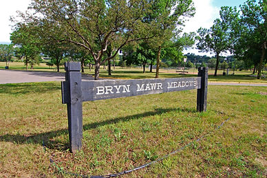Bryn Mawr Meadows park in Minneapolis