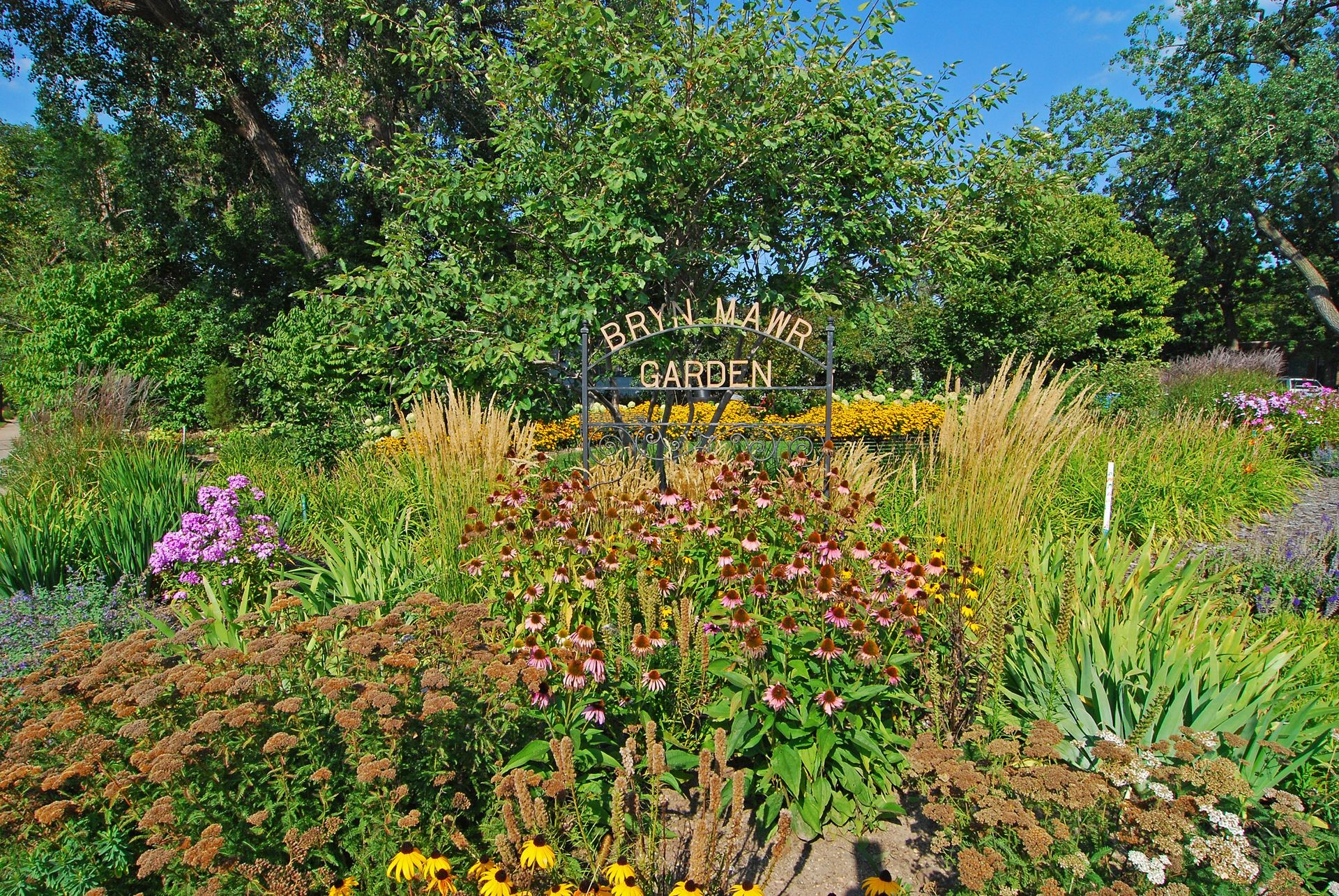 Bryn Mawr Garden in Minneapolis