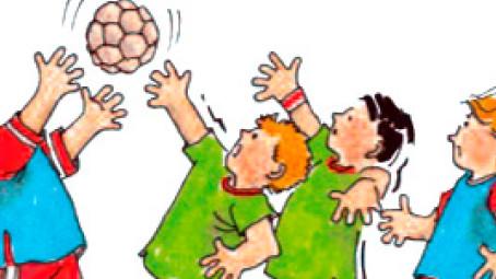Gøy med ball