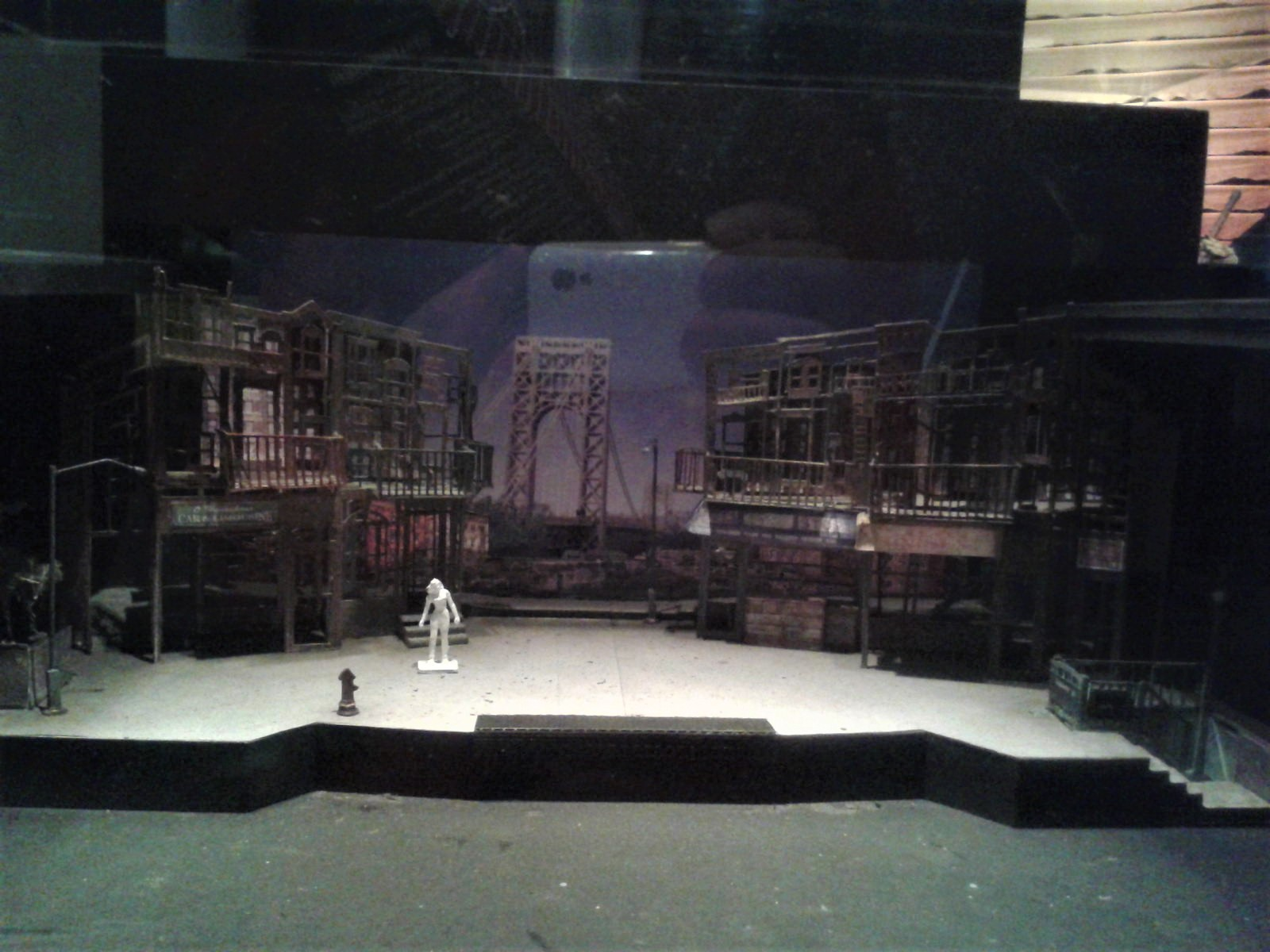 Curtain Up, Lincoln Center