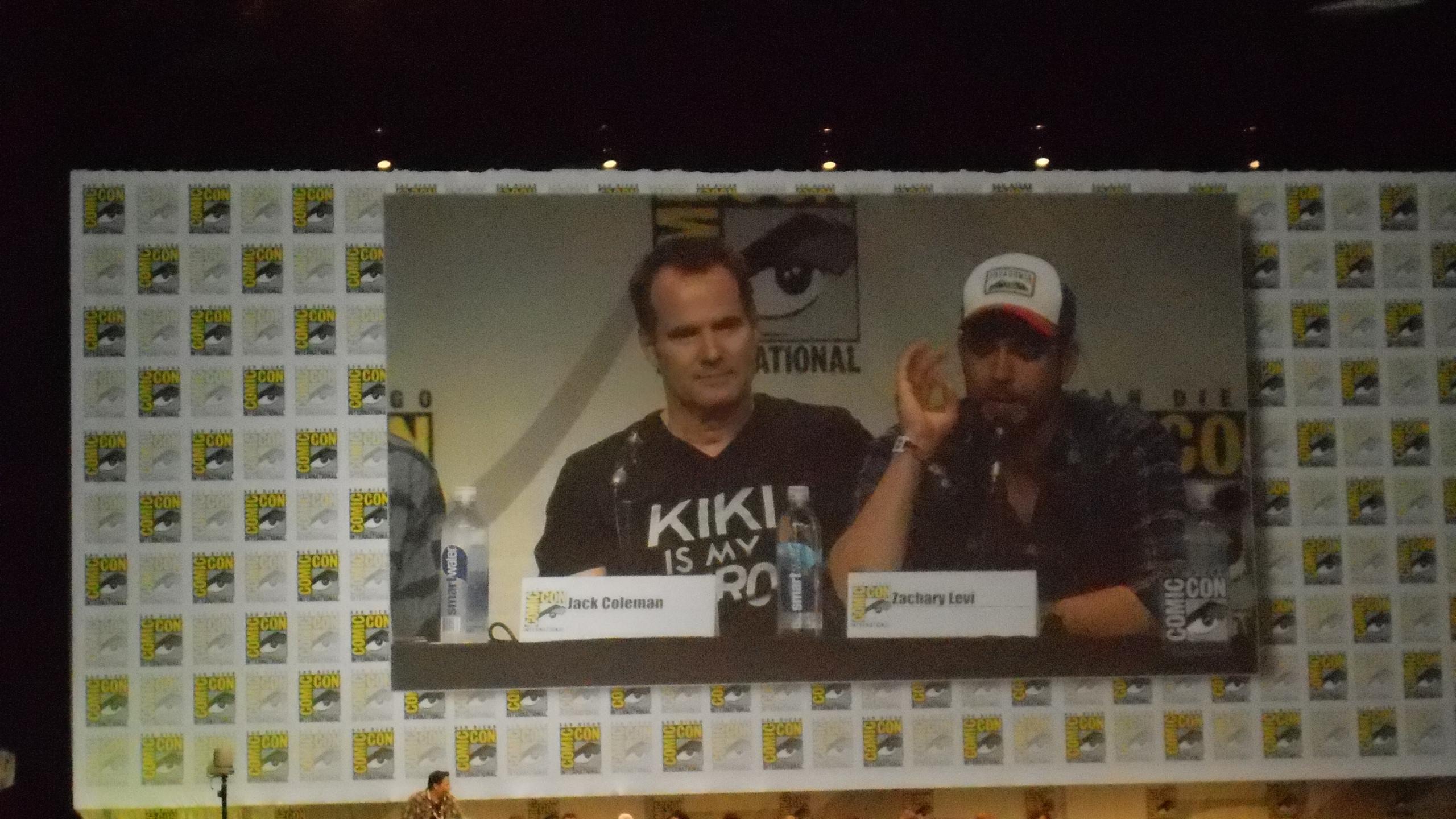 San Diego, Comic-Con, convention, SDCC, Zachary Levi