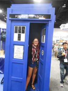 San Diego, Comic-Con, convention, SDCC, Doctor Who